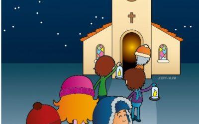 Messe de Noël 24.12.19