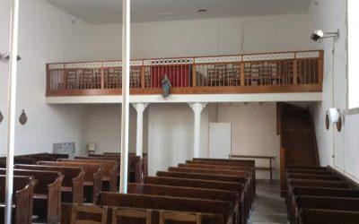 Coup de neuf pour l'église de l'Houmeau